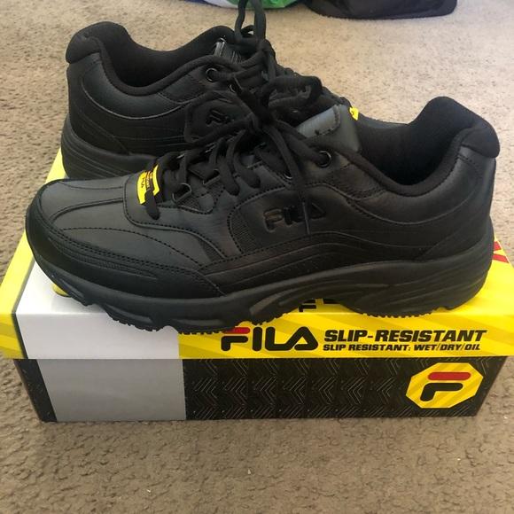 Fila Shoes | Fila Slipresistant Men
